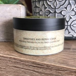The Body Shop Makeup - 5 for $25 The Body Shop Olive Exfoliating Scrub